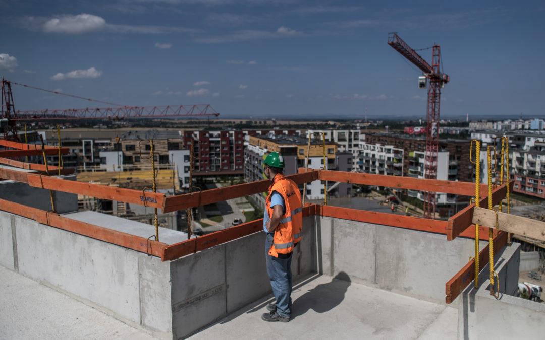 Czy to koniec kryzysu w branży budowlanej?