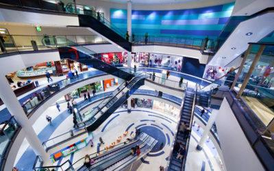 W sieciach sklepów  Polska nie ma sobie równych